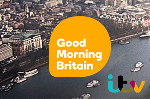 Good Morning Britain sponsors 2016