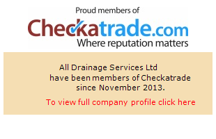 Checkatrade information for All Drainage Services Ltd