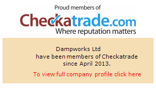 Checkatrade information for Dampworks Ltd