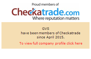 Checkatrade information for GVS