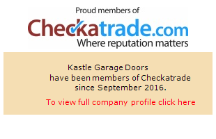 Checkatrade information for Kastle Garage Doors