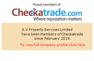 Checkatrade information for A.V Property Services Limited