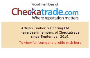 Checkatrade information for Artisan Timber & Flooring Ltd