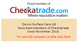Checkatrade information for Devon Surface Care Ltd