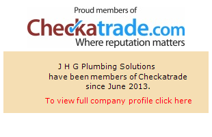 Checkatrade information for J H G Plumbing Solutions