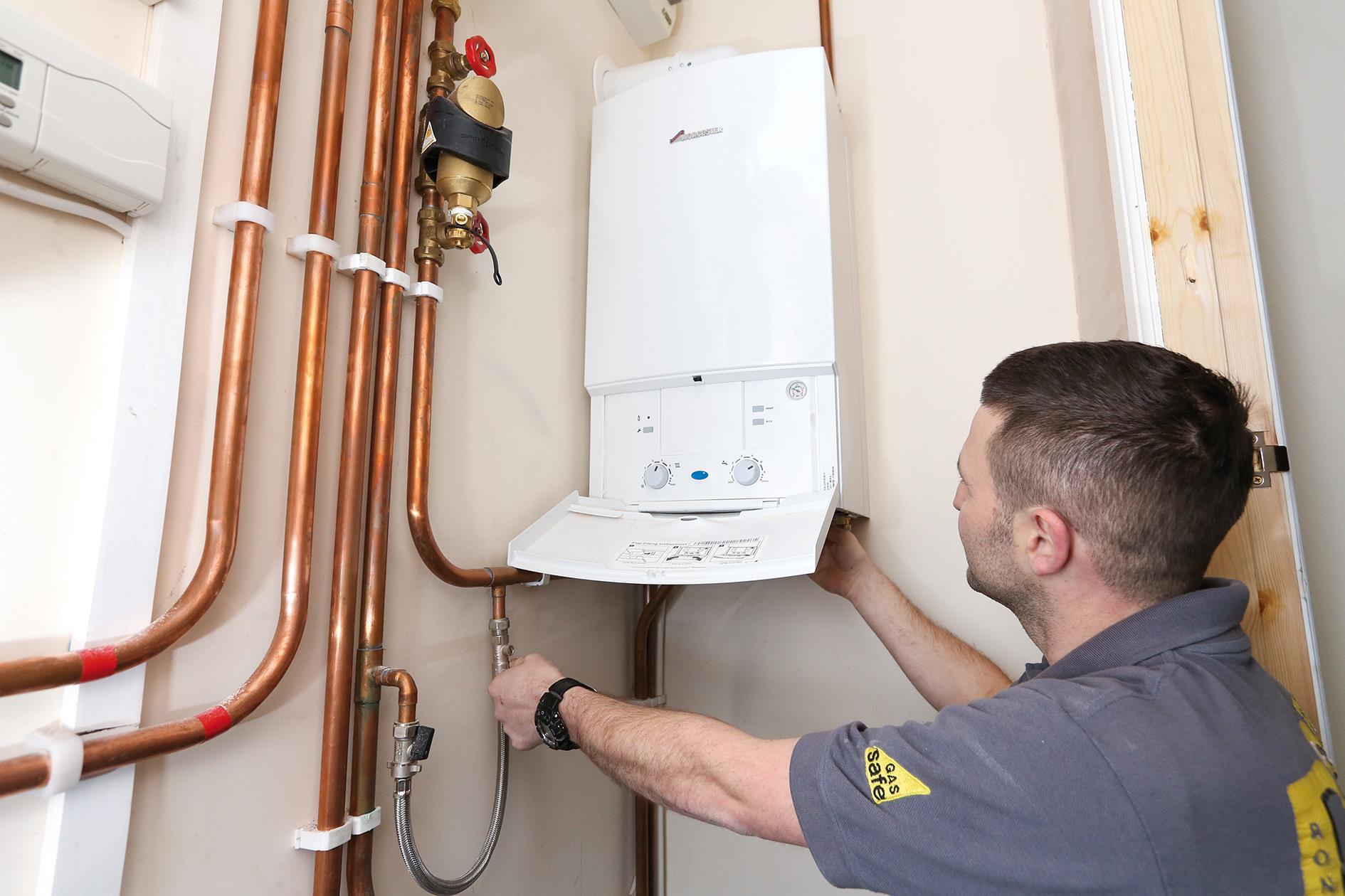 heatworks boiler installation