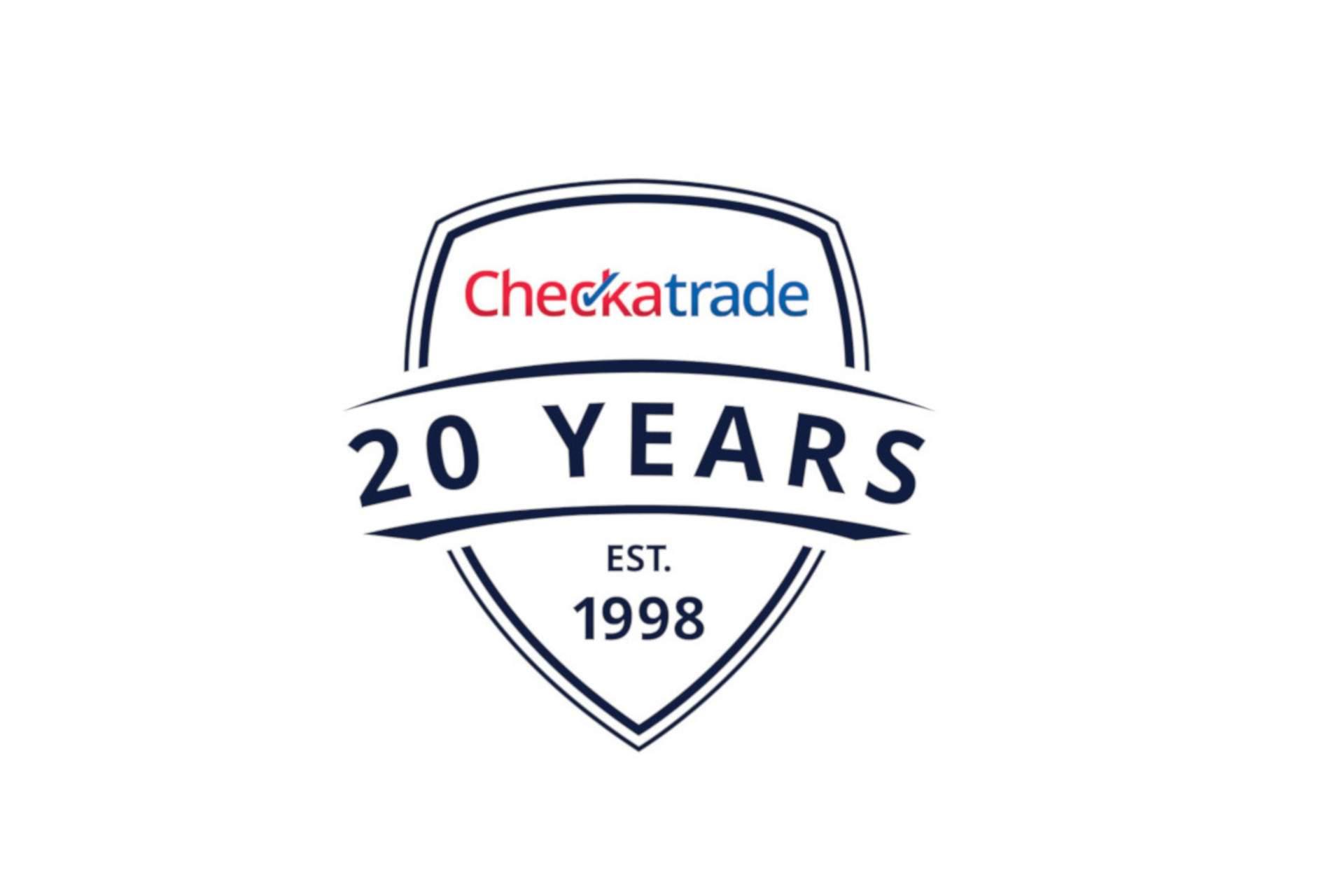 20 years Checkatrade