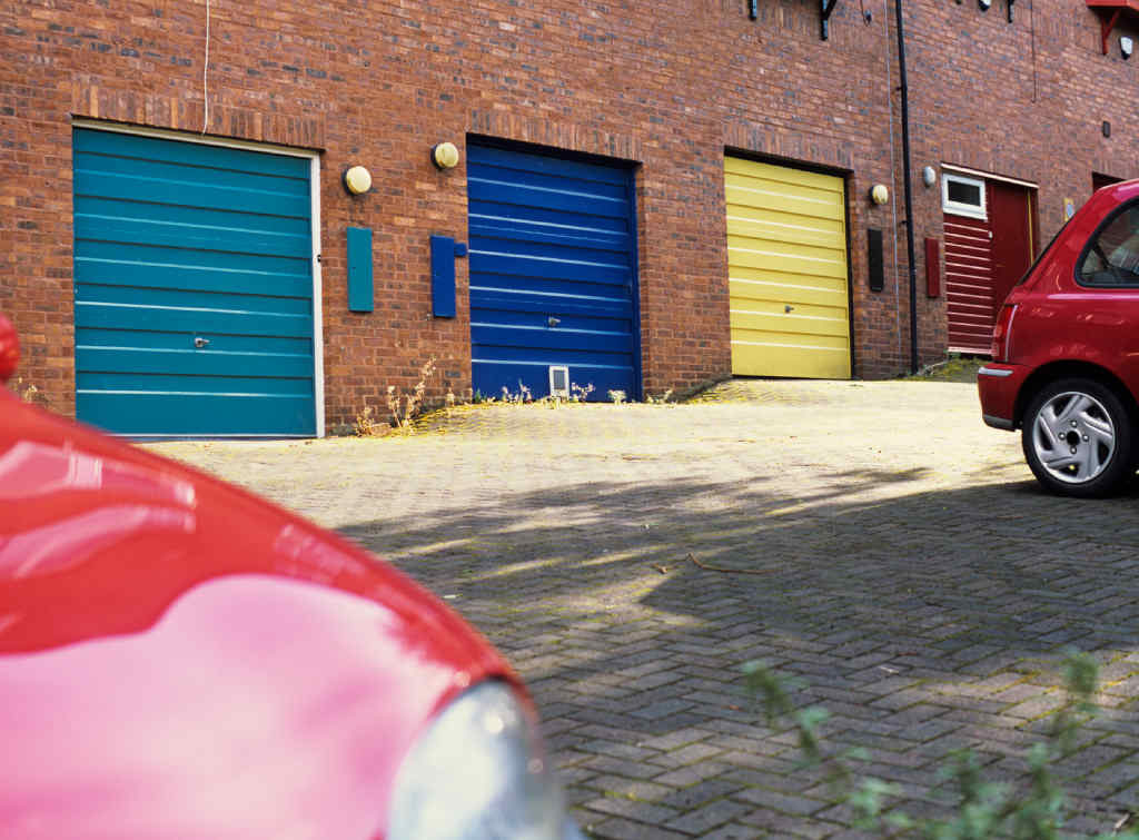 shared driveways can pose issues