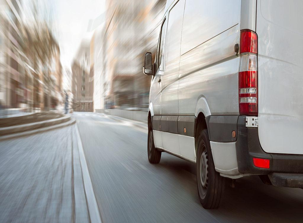 van livery opportunity on this van