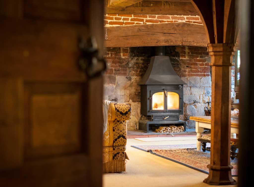 choosing wood burner