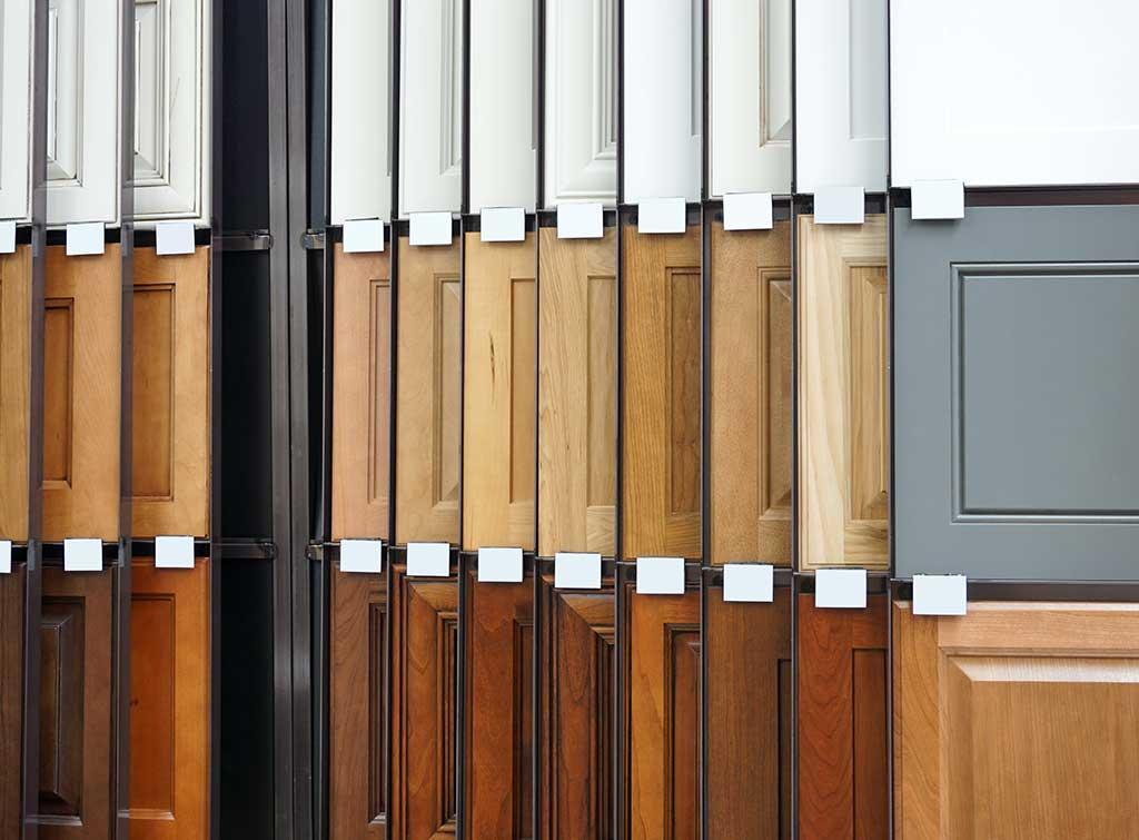 kitchen door options