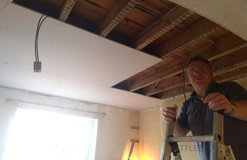 checkatrade plasterer ceiling