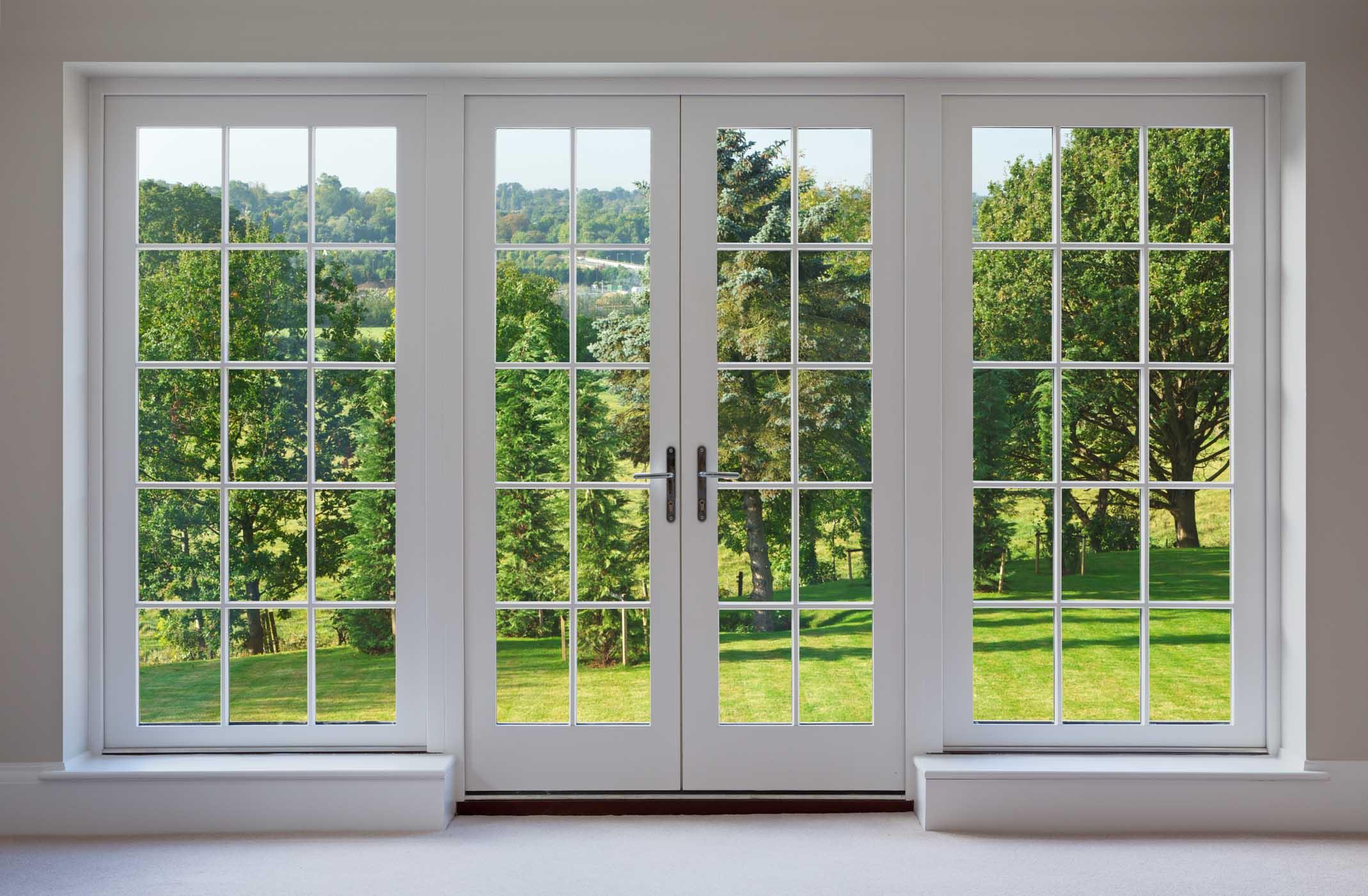 double glazing door cost