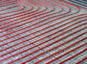 underfloor heating electrical