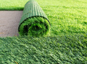 average cost of landscaping a garden with artificial grass