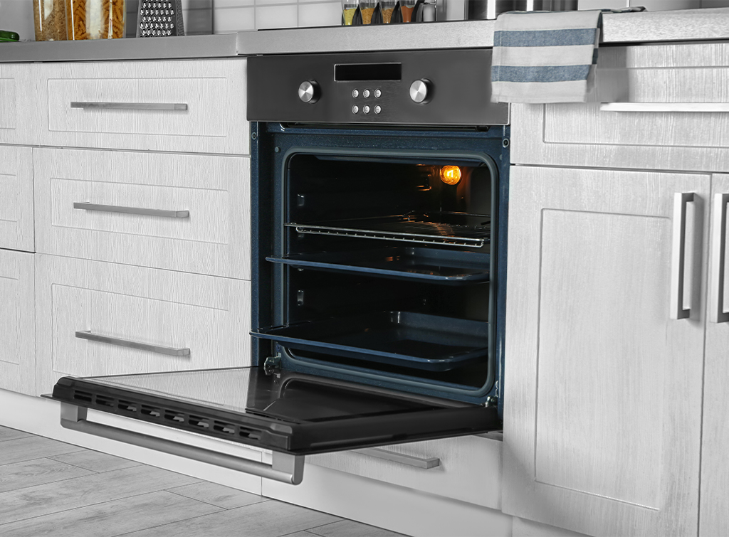 Electric oven installation cost