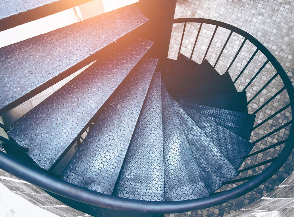 Spiral staircase cost guide