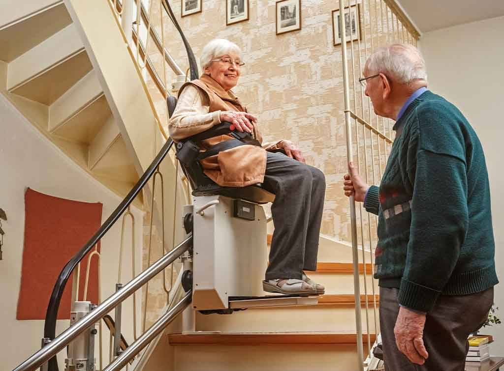 Stair lift cost guide
