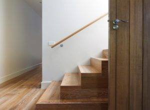 cost of moving stairs in a house