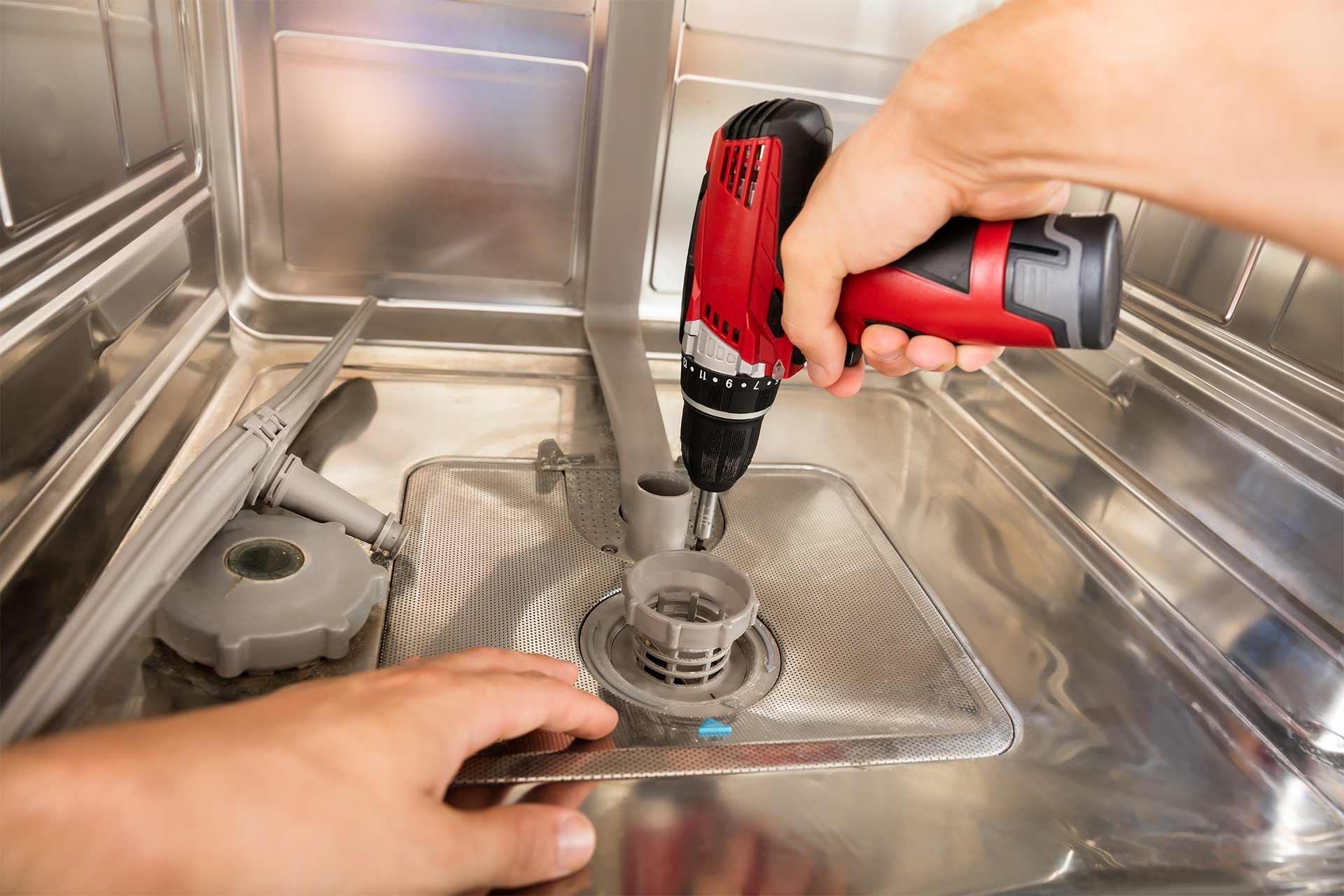 Dishwasher repair cost