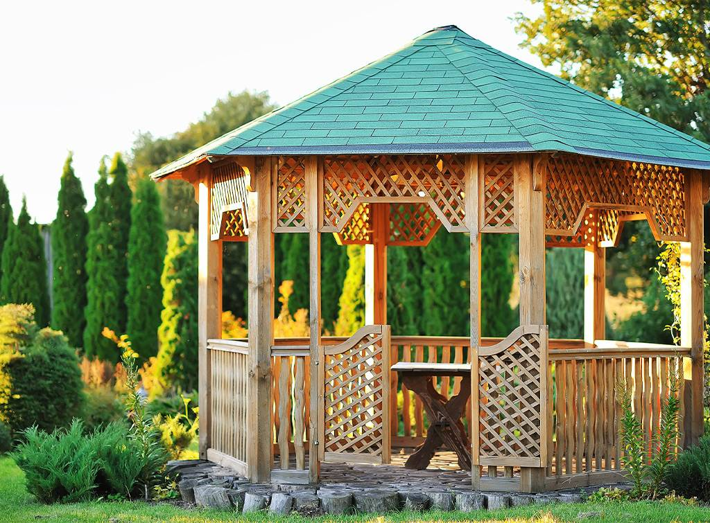 How much do gazebos cost