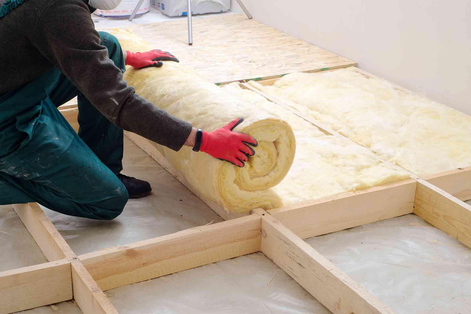 Average Floor Insulation Cost