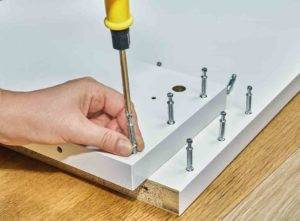Flatpack furniture assembly cost