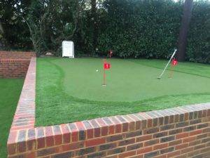 Artificial putting green cost guide
