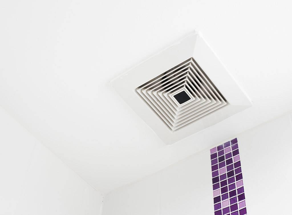 Bathroom extractor fan installation cost