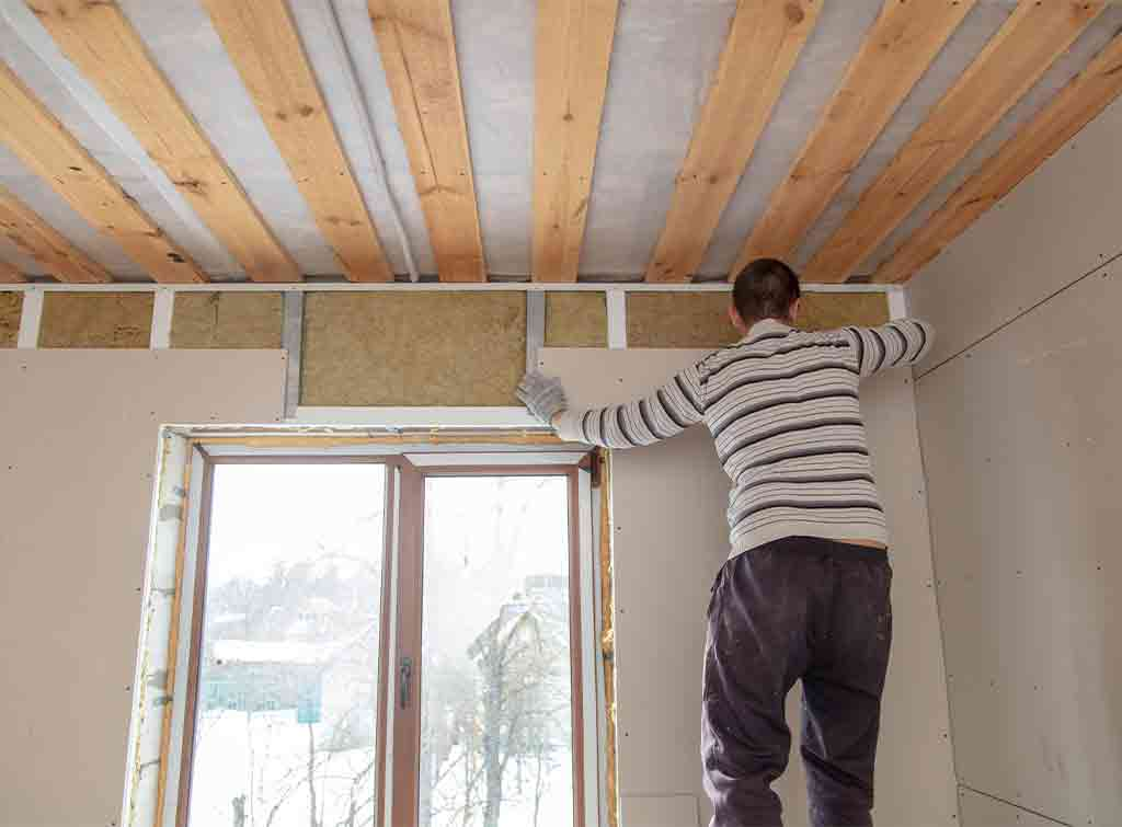 What Is The Cost To Put Up Drywall in 2020? | Checkatrade