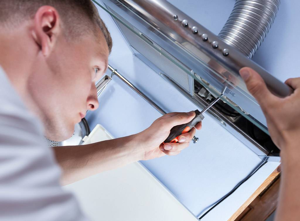 Kitchen extractor fan installation cost