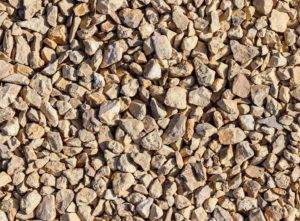 close of up of resin bound driveway