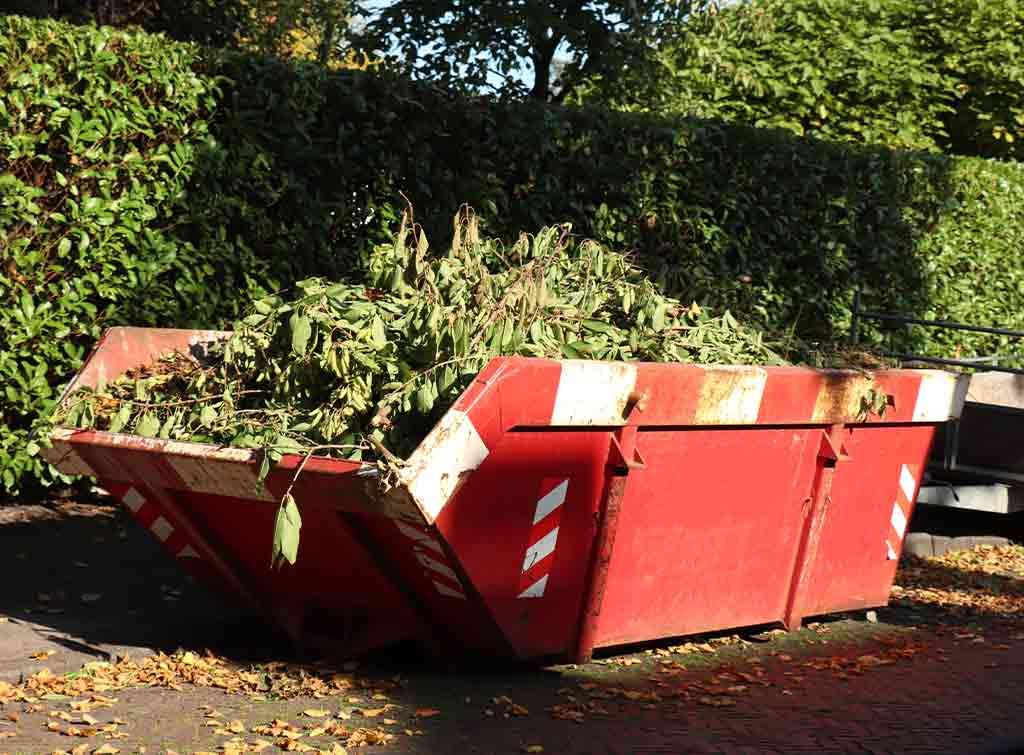 Bulk garden waste removal prices