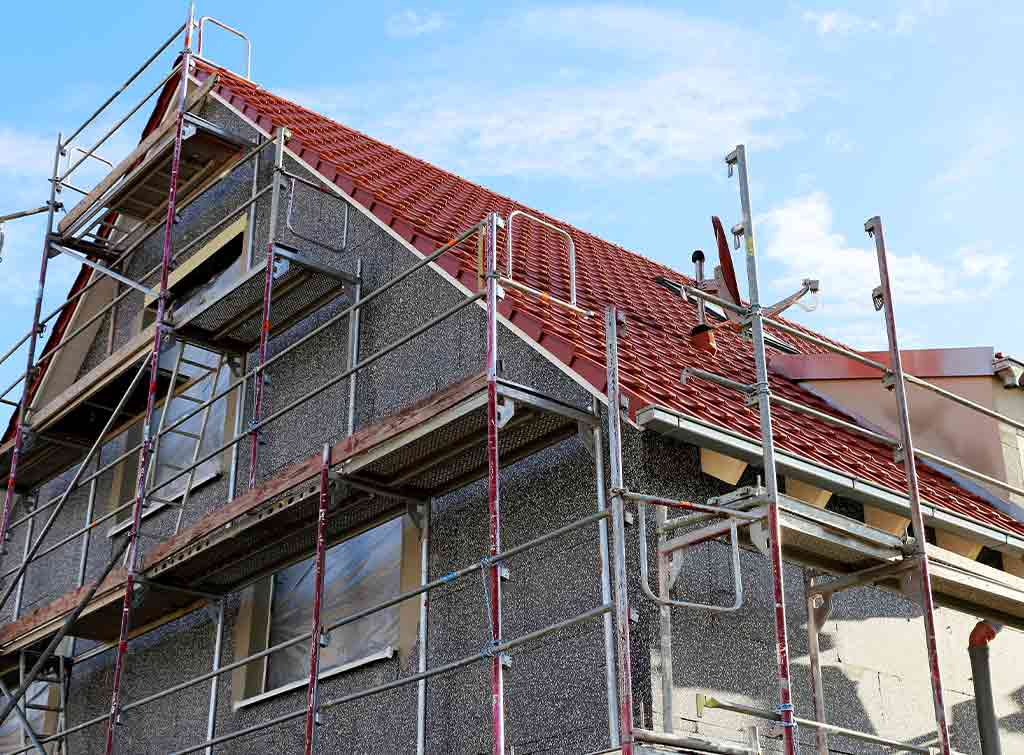 Cost of external wall insulation