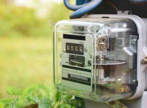 cost of moving electric meter
