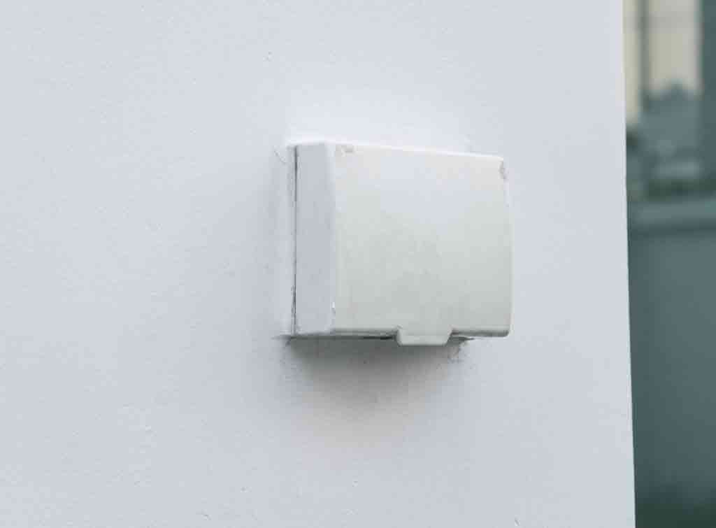 Cost of outdoor plug socket with waterproof cover