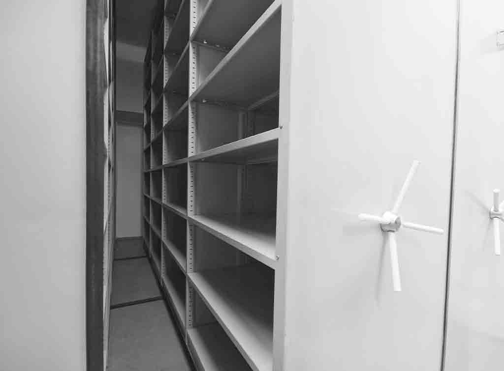 Compact shelving cost