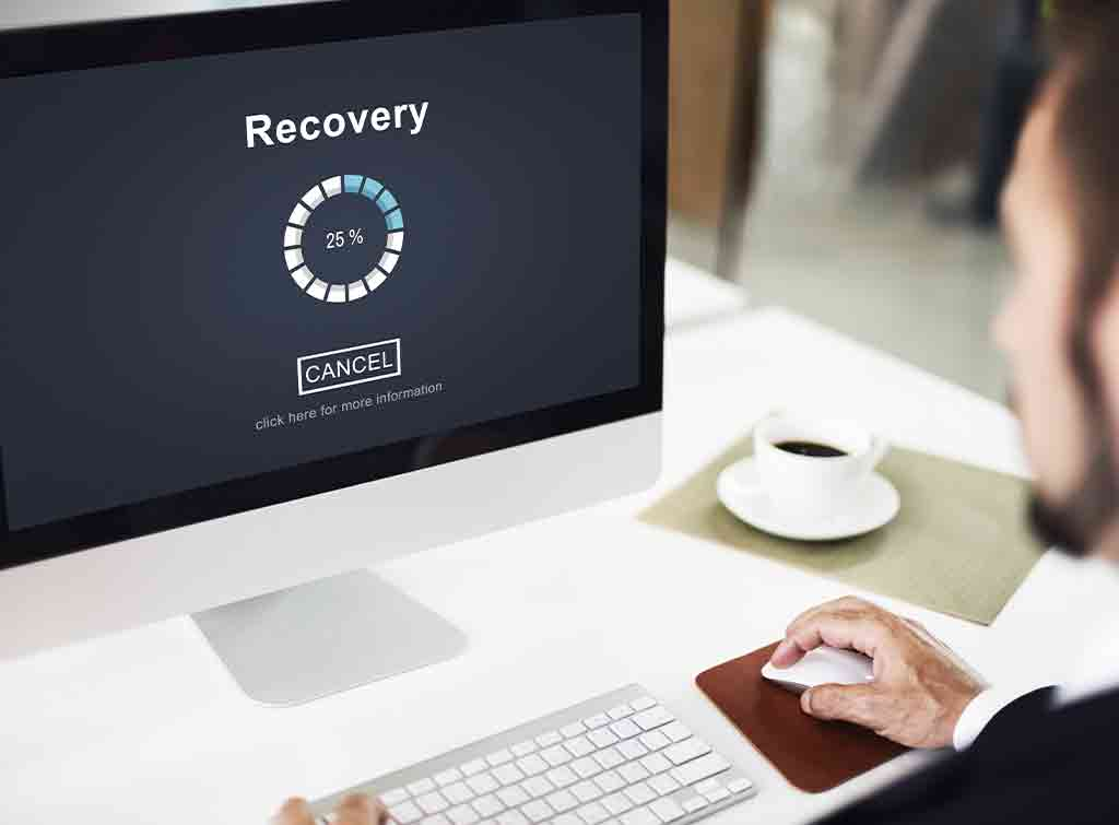 Computer data recovery cost