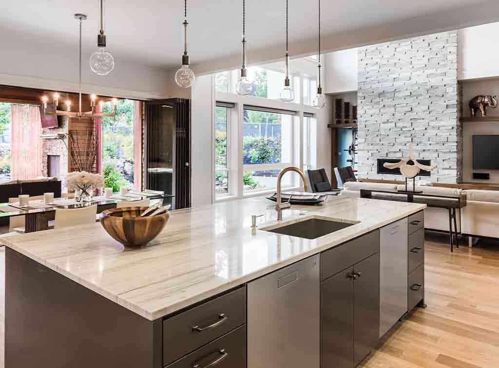 Corian kitchen countertop cost