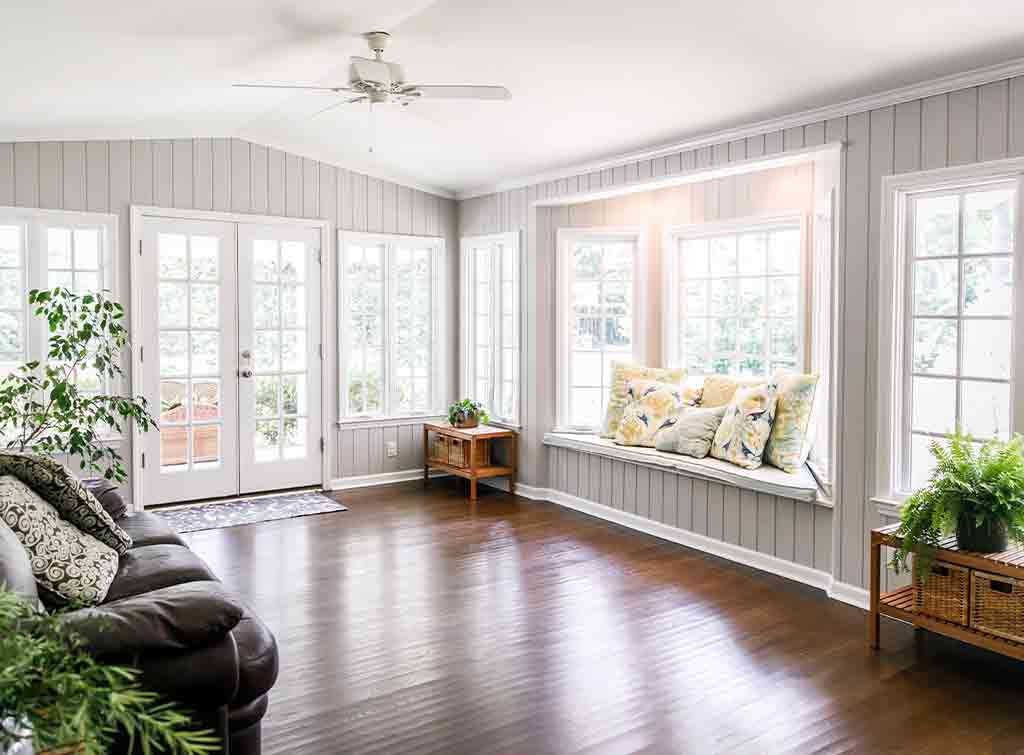 Cost of adding a sunroom to your home