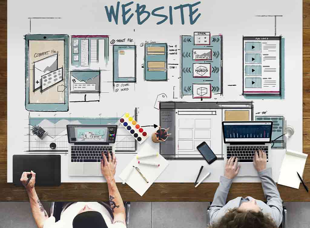 Ecommerce website design cost