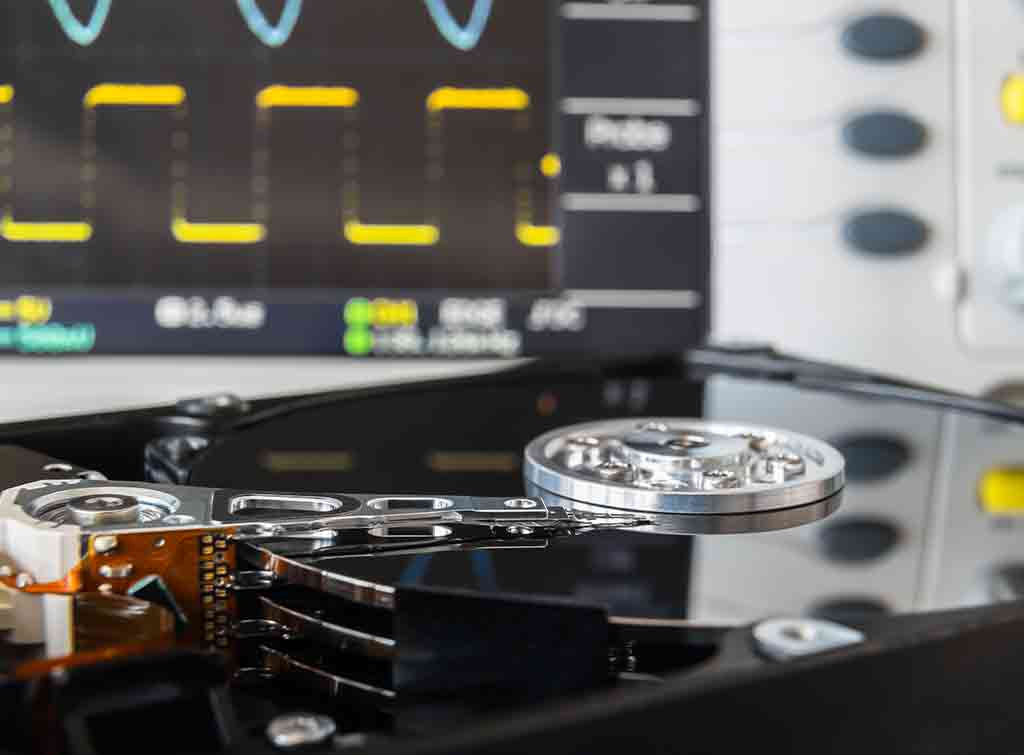 Hard drive data recovery service cost