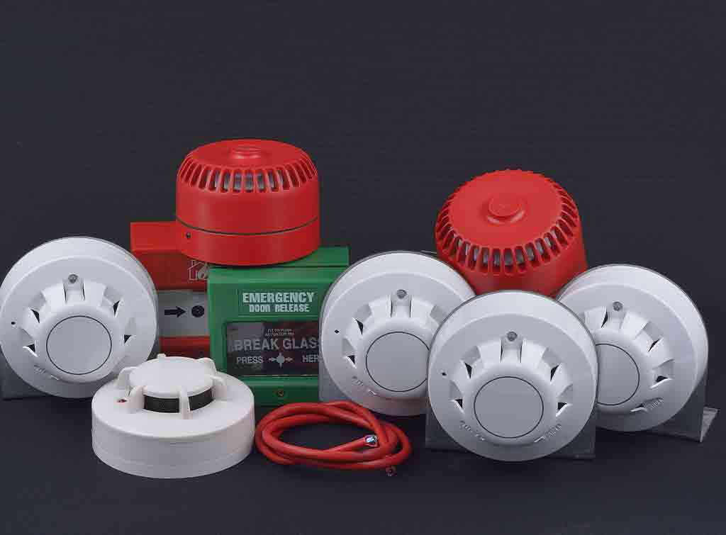 Wireless fire alarm system cost
