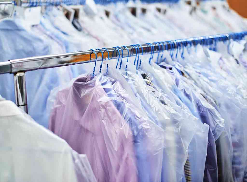 Dry cleaning cost