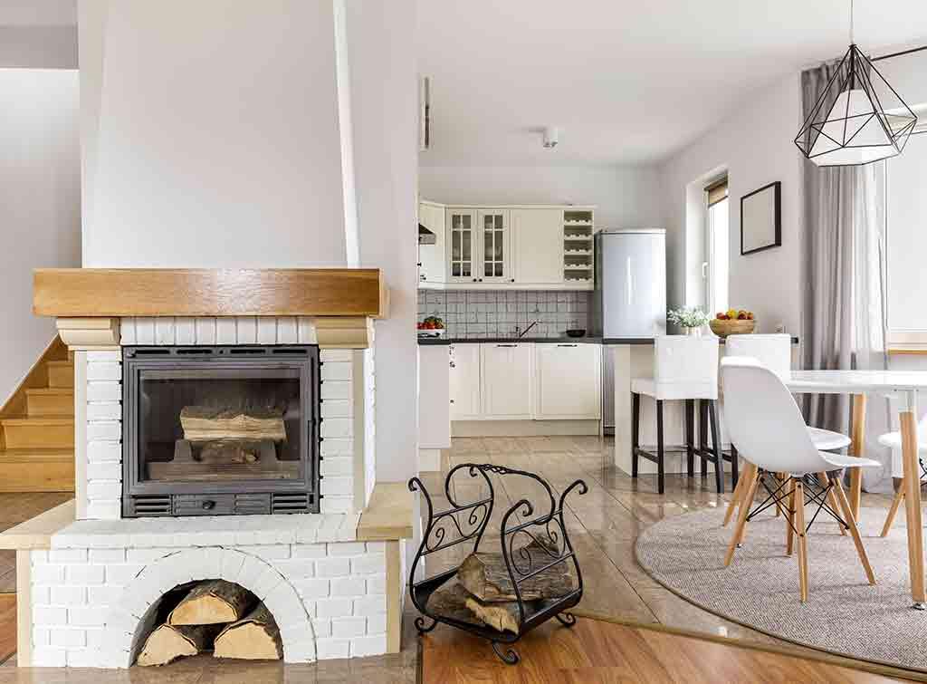 Log Burner Fireplace Ideas The Kinetic Aesthetic Checkatrade