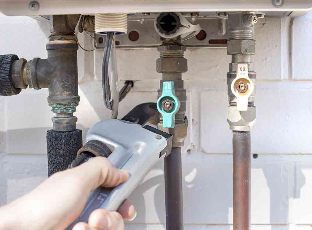 Cost to repair gas leak