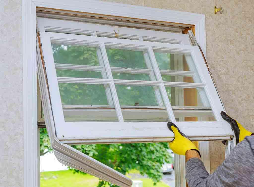 Cost to restore sash windows