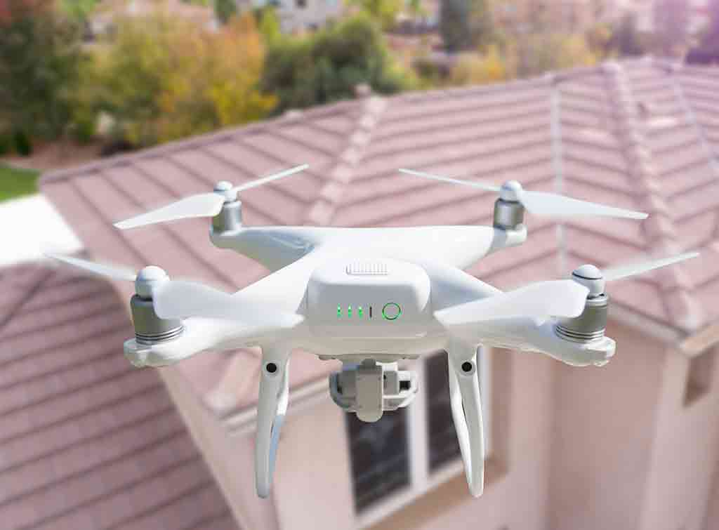 drone roof survey cost