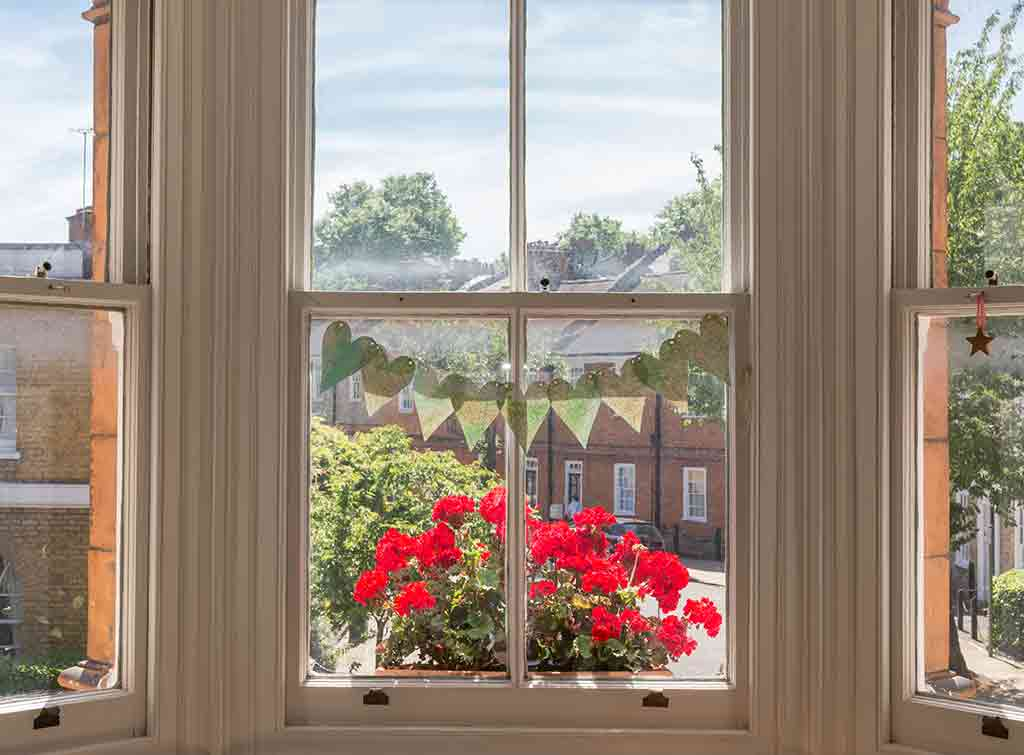 Sash window restoration cost