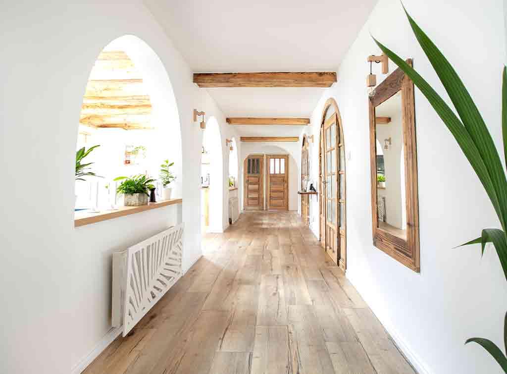 Light hallway ideas